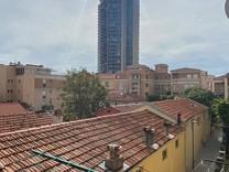 Трёхкомнатная квартира с видом на границе с Монако