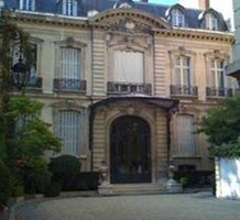Двухэтажная квартира с собственным садом в Париже, продажа. №9258. ЭстейтСервис.