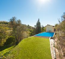 Очаровательная вилла с бассейном в Alhaurín el Grande, продажа. №34528. ЭстейтСервис.