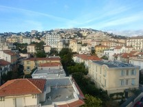 Стильная квартира с видом на холмы Parc imperial