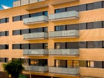 Квартира с 3 спальнями в Барселоне, дом 2011 года постройки