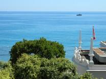 Уникальная квартира с видом на море и Казино Ментона