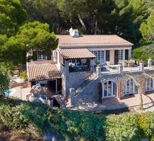 Особняк с видом на море и Монако в La Turbie, продажа. №38153. ЭстейтСервис.