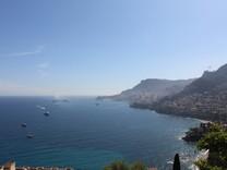 Дом с шикарным видом на море, Монако и Кап-Мартен