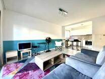 Апартаменты с двумя спальнями в Каннах
