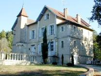 Замок 19 века во Франции