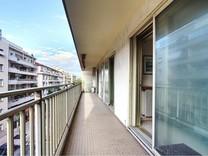 Трехкомнатная квартира с большой террасой