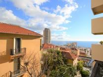 Квартира с видом на море в 4-х минутах от Монако