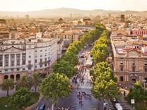 Новые апартаменты в самом центре Барселоны