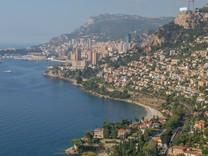 Вилла с морской панорамой поблизости от Monaco