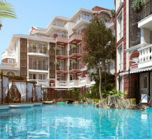 Апартаменты рядом с пляжем на Солнечном Берегу, продажа. №23632. ЭстейтСервис.