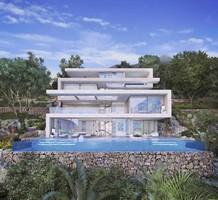 Проект дизайнерской виллы в Sierra Blanca, Istán, продажа. №38477. ЭстейтСервис.