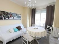 Элегантная квартира с одной спальней в Ницце