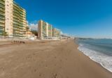 Солнечная квартира прямо на пляже в Fuengirola