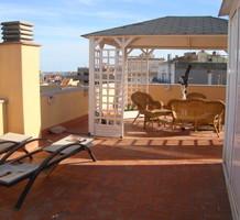 Пентхаус с большой террасой в Sant Feliu de Guíxols, продажа. №38397. ЭстейтСервис.