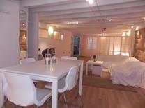 Двухкомнатная квартира на верхнем этаже