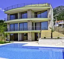 Четырехэтажная вилла с видом на море в Зеленом Поясе, продажа. №26349. ЭстейтСервис.