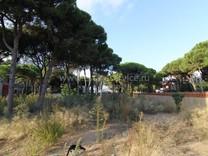 Участок поблизости от пляжа в Кастельдефельс
