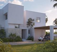 Дом с четырьмя спальнями в Marbella, продажа. №30105. ЭстейтСервис.