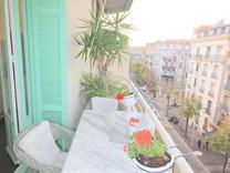 Трёхкомнатные апартаменты в Ницце, сектор Флёр