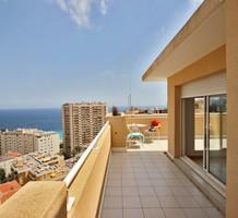 Огромный пентхаус с видом на море и Монако , продажа. №35014. ЭстейтСервис.