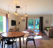 Два уютных домика с джакузи в Мужен, продажа. №38783. ЭстейтСервис.