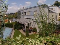 Трехэтажный дом с бассейном в Граце