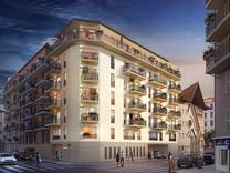 Новая квартира с двумя спальнями в секторе Riquier