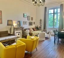 Четырёхкомнатная квартира рядом с морем в Каннах, продажа. №39235. ЭстейтСервис.