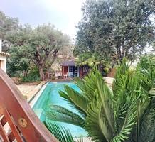 Элегантная вилла с бассейном в начале Cap d'Antibes, продажа. №34985. ЭстейтСервис.