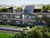 Проект строительства новой виллы в Saint-Laurent-d'Èze