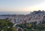 Уютная вилла с панорамным видом на Монако