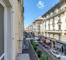 Отремонтированная квартира в центре - Rue Gioffredo, продажа. №42589. ЭстейтСервис.