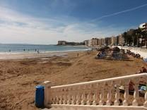 Бунгало рядом с пляжем Playa de los Locos