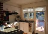 Вилла с тремя спальнями и просторной террасой в Ллорет де Мар