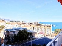 Квартира с видом на море в 5 минутах ходьбы от Монако