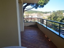 Большая квартира с широкой террасой в Platja d'Aro
