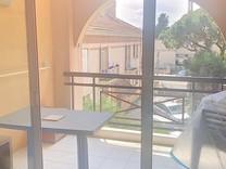Квартира в комплексе с бассейном в Cannes-la-Bocca