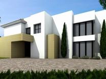 Большой дом с 5 спальнями в Эстепона
