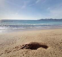 Дом в ста метрах от песчаного пляжа в Каннах, продажа. №42365. ЭстейтСервис.