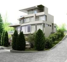 Современный проект в северо-западной части Döbling, продажа. №35062. ЭстейтСервис.