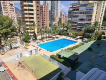 Апартаменты в 300-х метрах от пляжа в Бенидорме