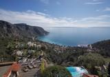 Вилла с захватывающим видом на залив Èze