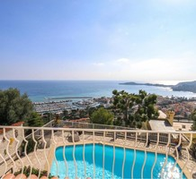 Вилла с красивой панорамой на море и Cap Ferrat, продажа. №36518. ЭстейтСервис.