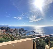 Трёхкомнатная квартира с видом на море и Монако, Кап-дай, продажа. №39610. ЭстейтСервис.