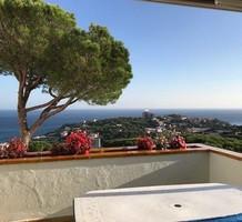 Пентхаус с видом на море в Сан-Фелю-де-Гишольс, продажа. №38204. ЭстейтСервис.