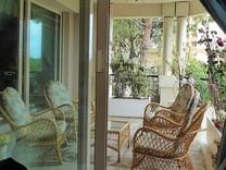 Апартаменты с частным садиком в Монако