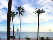 Большая квартира в районе Казино на Promenade des Anglais
