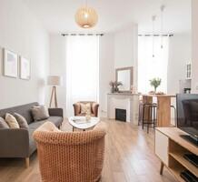 Элегантная квартира в центре Канн - Rue Hibert, продажа. №42542. ЭстейтСервис.