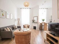 Элегантная квартира в центре Канн - Rue Hibert